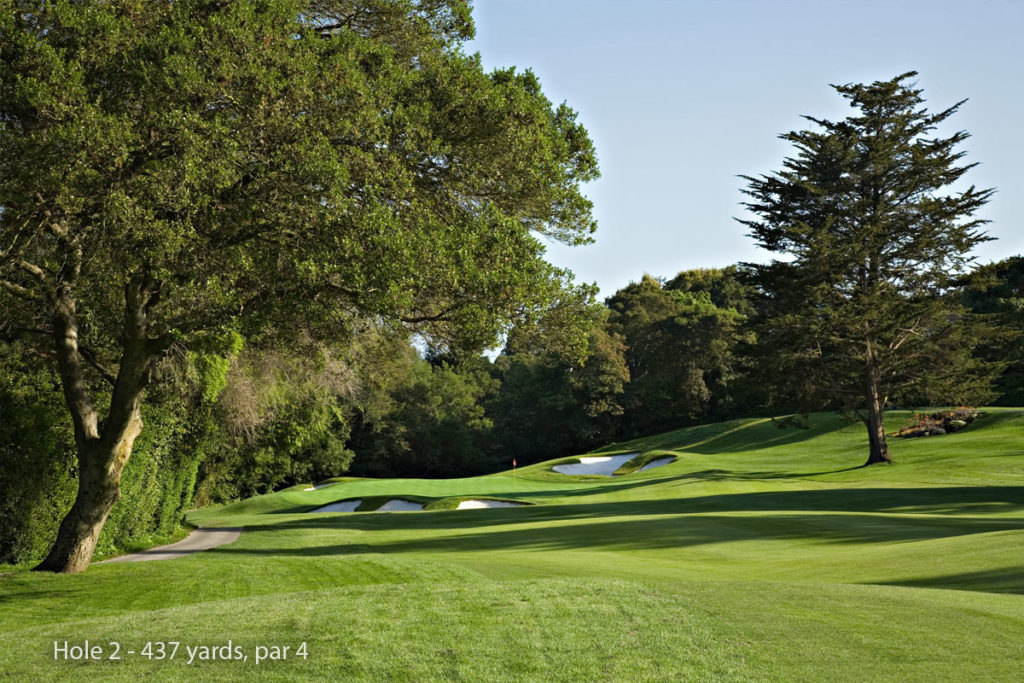 photo of Pasatiempo Hole 2