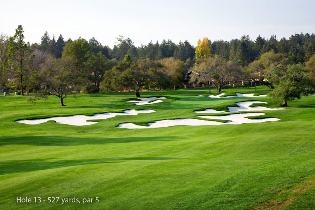 photo of Pasatiempo Hole 13
