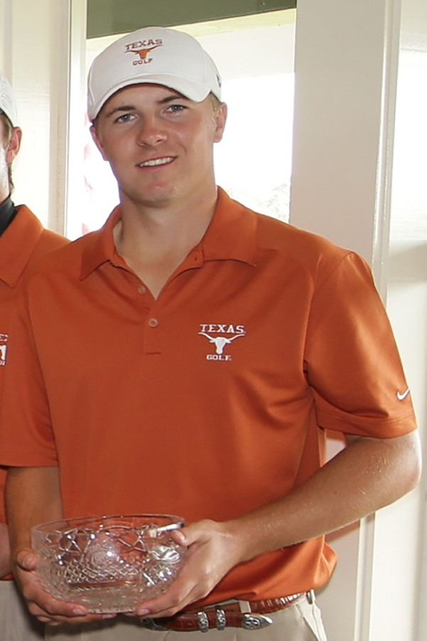 photo of Jordan Spieth, University of Texas