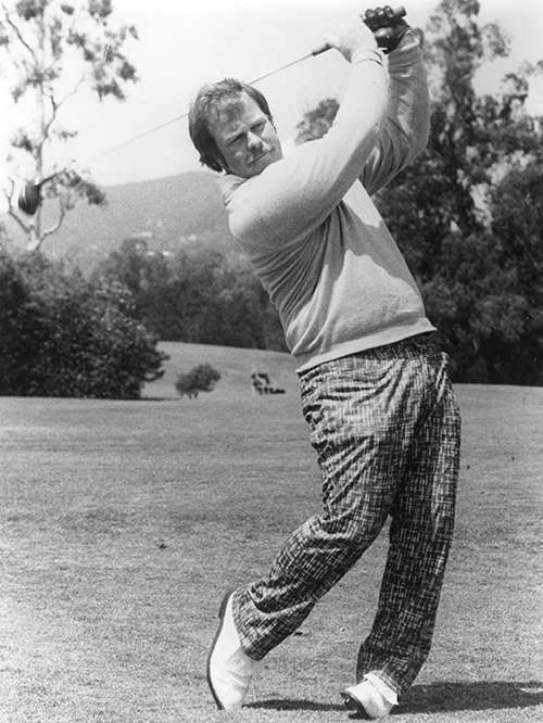 photo of Craig Stadler, USC