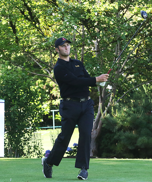 photo of Jon Rahm, Arizona State University