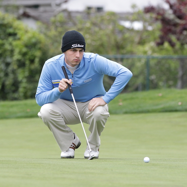 photo of Patrick Cantlay, UCLA
