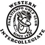 logo for the Western Intercollegiate golf tournament