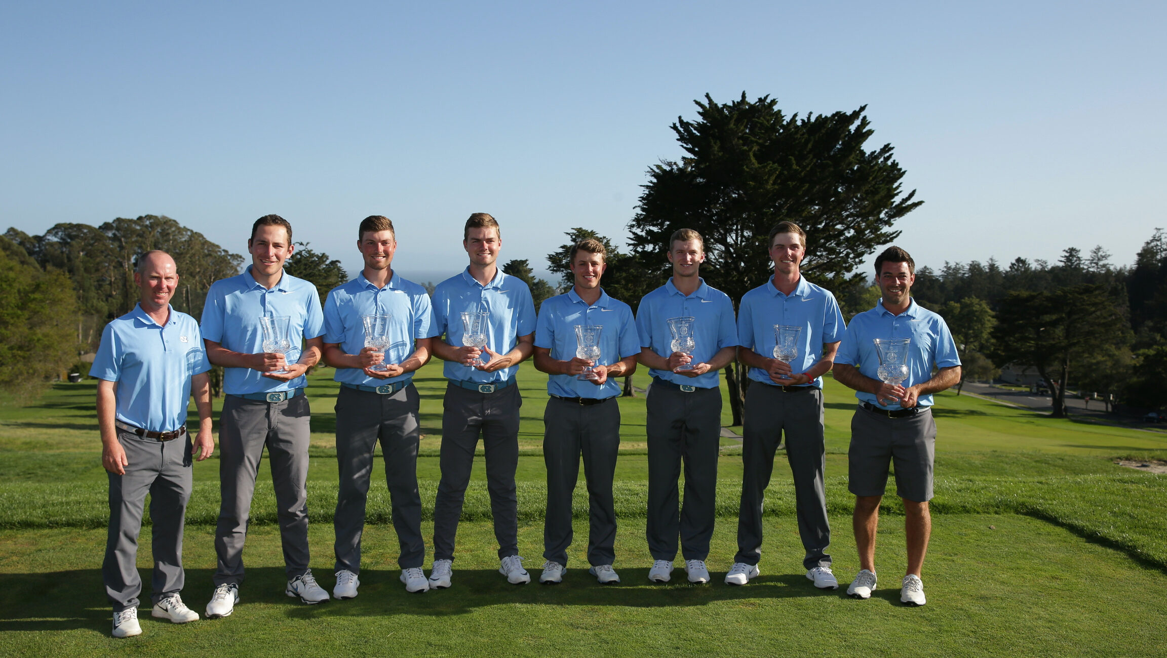 2018 Team Champions: North Carolina Tarheels